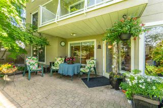 """Photo 22: 106 1369 GEORGE Street: White Rock Condo for sale in """"CAMEO TERRACE"""" (South Surrey White Rock)  : MLS®# R2579330"""