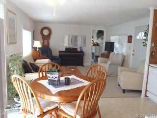 Photo 4: 16 129 Meridian Way in PARKSVILLE: PQ Parksville Manufactured Home for sale (Parksville/Qualicum)  : MLS®# 680673