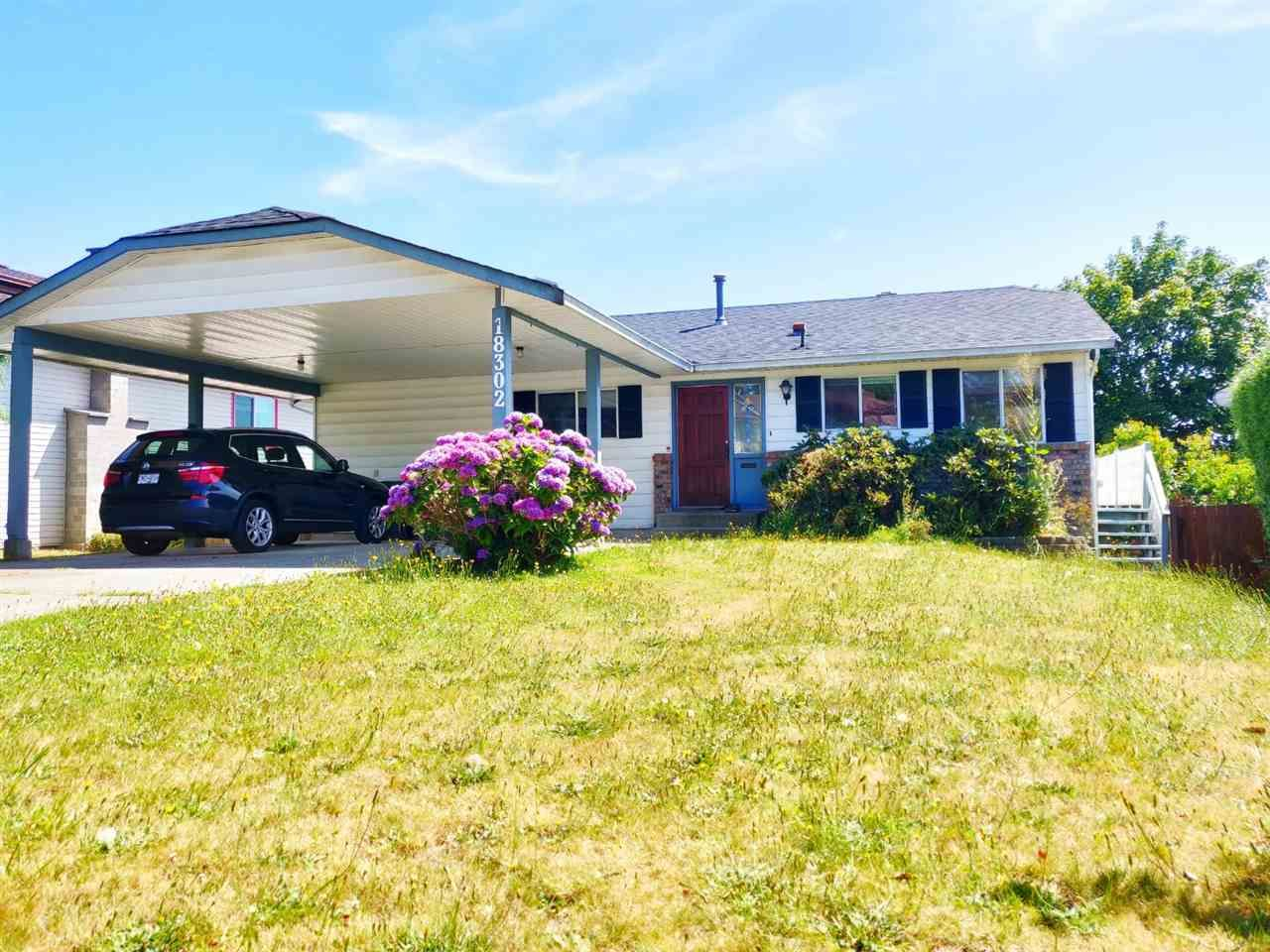 Main Photo: 18302 56B Avenue in Surrey: Cloverdale BC House for sale (Cloverdale)  : MLS®# R2388887