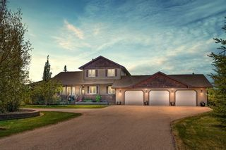 Photo 47: 263103 Butte Hills Way in Rural Rocky View County: Rural Rocky View MD Detached for sale : MLS®# A1115923