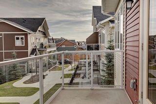 Photo 8: 124 AUBURN MEADOWS Walk SE in Calgary: Auburn Bay Row/Townhouse for sale : MLS®# C4273742