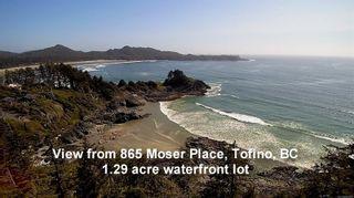 Photo 7: 865 Moser Pl in Tofino: PA Tofino Land for sale (Port Alberni)  : MLS®# 880288