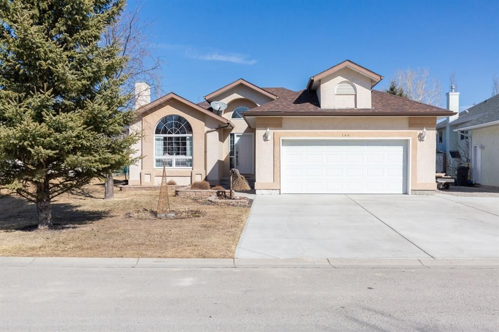 Main Photo: 144 Harrison Court: Crossfield Detached for sale : MLS®# A1086558