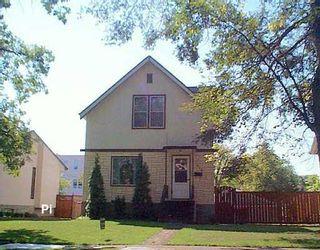 Photo 1: 206 KITSON Street in WINNIPEG: St Boniface Single Family Detached for sale (South East Winnipeg)  : MLS®# 2614991