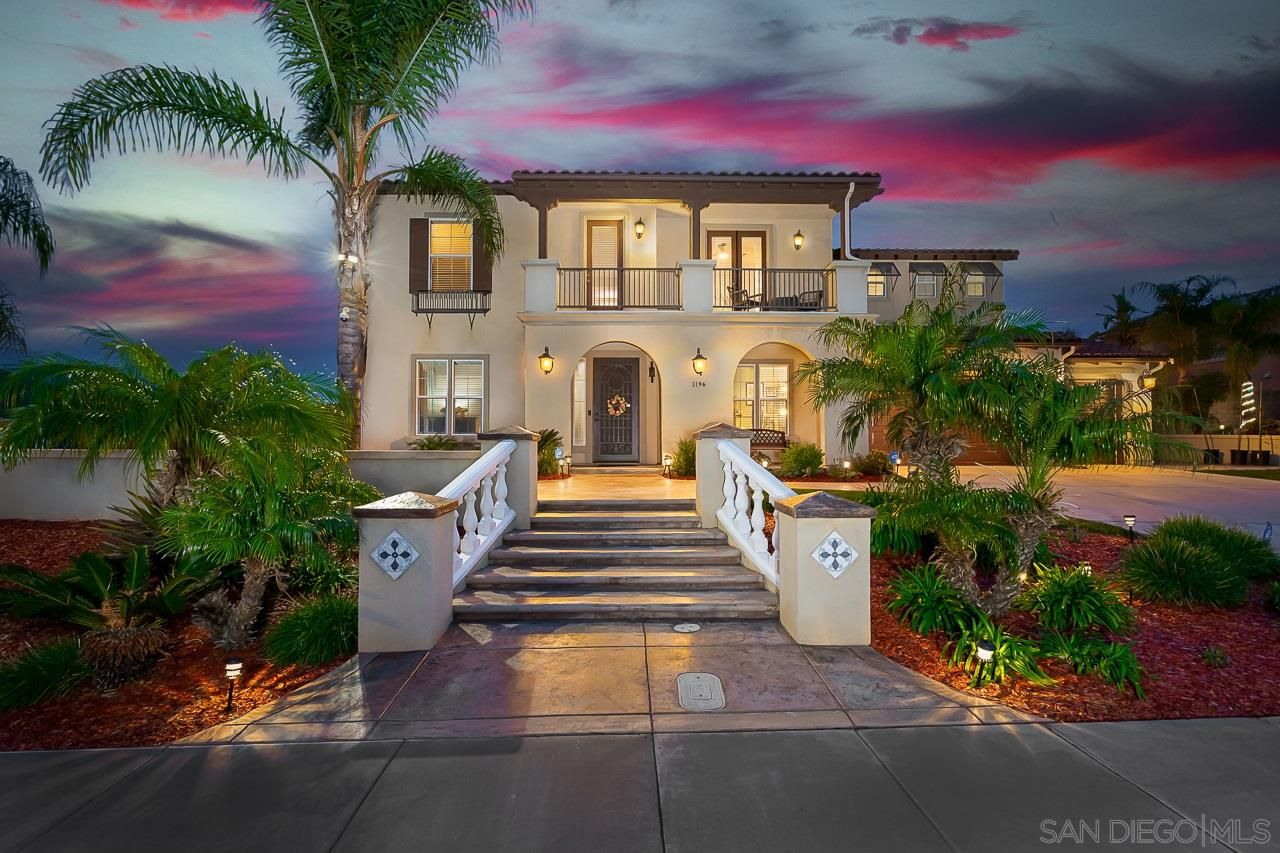 Main Photo: CHULA VISTA House for sale : 5 bedrooms : 3196 Via Viganello