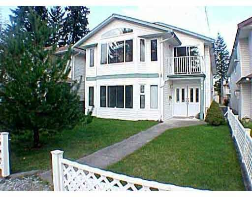 Main Photo: 3468 LIVERPOOL ST in Port_Coquitlam: Glenwood PQ House for sale (Port Coquitlam)  : MLS®# V335672