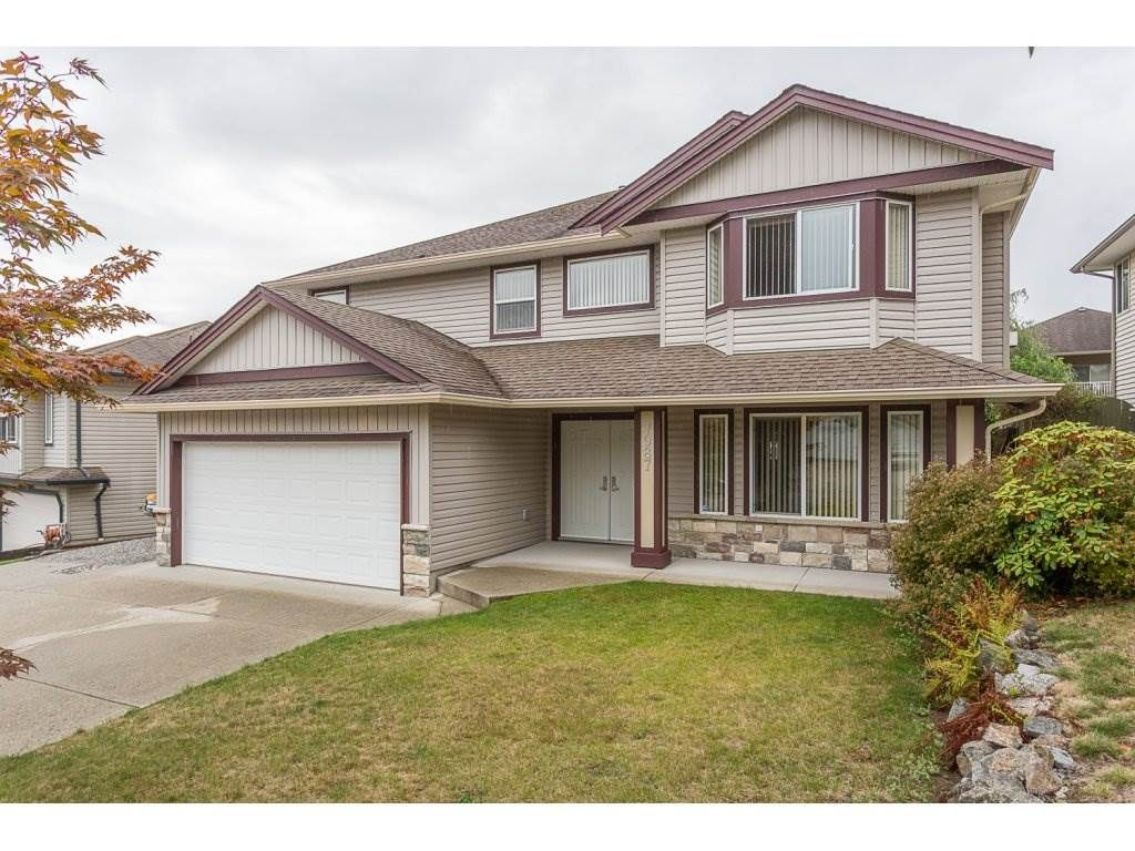 Main Photo: 7987 D'HERBOMEZ Drive in Mission: Mission BC House for sale : MLS®# R2301825
