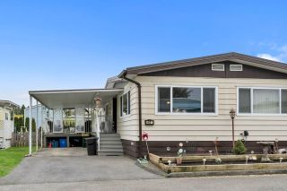 """Photo 1: 62 8254 134 Street in Surrey: Queen Mary Park Surrey Manufactured Home for sale in """"WESTWOOD ESTATES"""" : MLS®# R2356776"""