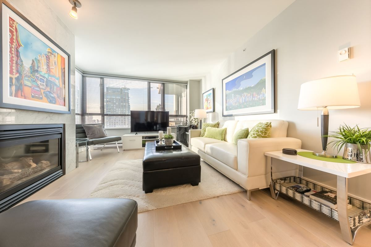 "Main Photo: 602 1003 PACIFIC Street in Vancouver: West End VW Condo for sale in ""SEASTAR"" (Vancouver West)  : MLS®# R2329936"