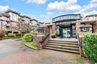 "Photo 1: 318 10866 CITY PARKWAY Parkway in Surrey: Whalley Condo for sale in ""THE ACCESS"" (North Surrey)  : MLS®# R2555337"