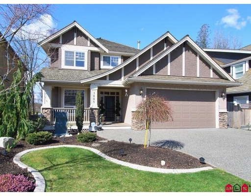 """Main Photo: 3885 154TH Street in Surrey: Morgan Creek House for sale in """"Ironwood"""" (South Surrey White Rock)  : MLS®# F2818855"""
