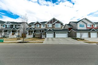 Main Photo: 2429 GLENRIDDING Boulevard in Edmonton: Zone 56 Attached Home for sale : MLS®# E4250481