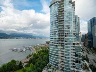 Photo 3: 1402 1168 W Cordova Streets in Vancouver: Condo for rent : MLS®# R2451675