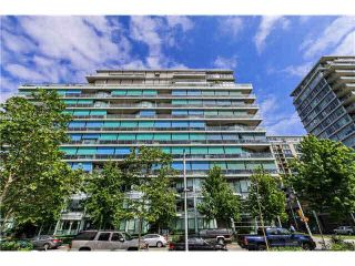 """Photo 1: 512 181 W 1ST Avenue in Vancouver: False Creek Condo for sale in """"BROOK-THE VILLAGE ON FALSE CREEK"""" (Vancouver West)  : MLS®# V1134606"""