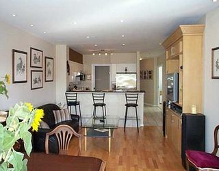 "Photo 2: 1688 CYPRESS Street in Vancouver: Kitsilano Condo for sale in ""YORKVILLE"" (Vancouver West)  : MLS®# V609107"