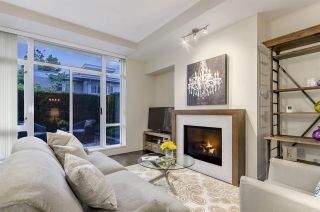 """Photo 3: 6022 CHANCELLOR Mews in Vancouver: University VW Townhouse for sale in """"Chancellor House"""" (Vancouver West)  : MLS®# R2069864"""