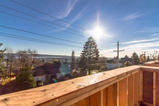 "Photo 8: 4 1211 EIGHTH Avenue in New Westminster: West End NW Townhouse for sale in ""Elina on Eighth"" : MLS®# R2522766"
