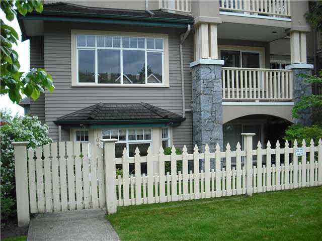 Main Photo: 105 257 E Keith Road in : Lower Lonsdale Townhouse for sale (North Vancouver)  : MLS®# V894461