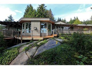 Photo 7: 4401 Woodpark Road in West Vancouver: Cypress Park Estates House for sale : MLS®# V1061125