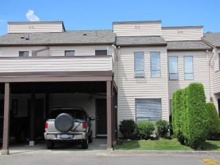 """Photo 1: 241 27411 28TH Avenue in Langley: Aldergrove Langley Townhouse for sale in """"Alderview"""" : MLS®# F1316291"""