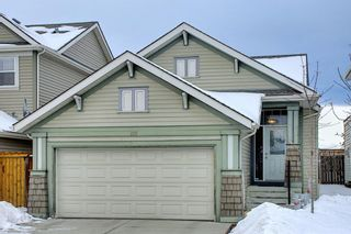 Main Photo: 132 Everglen Way SW in Calgary: Evergreen Detached for sale : MLS®# A1073163