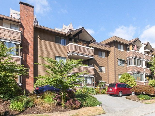 Main Photo: 312 545 SYDNEY Avenue in Coquitlam: Coquitlam West Condo for sale : MLS®# V1128190