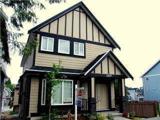"Photo 1: 14129 60TH Avenue in Surrey: Sullivan Station House for sale in ""SULLIVAN STATION"" : MLS®# F1426315"