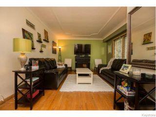 Photo 2: 325 Aldine Street in Winnipeg: Grace Hospital Residential for sale (5F)  : MLS®# 1624293