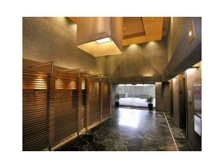 Photo 1: 709 1333 W GEORGIA Street in Vancouver: Coal Harbour Condo for sale (Vancouver West)  : MLS®# V992880