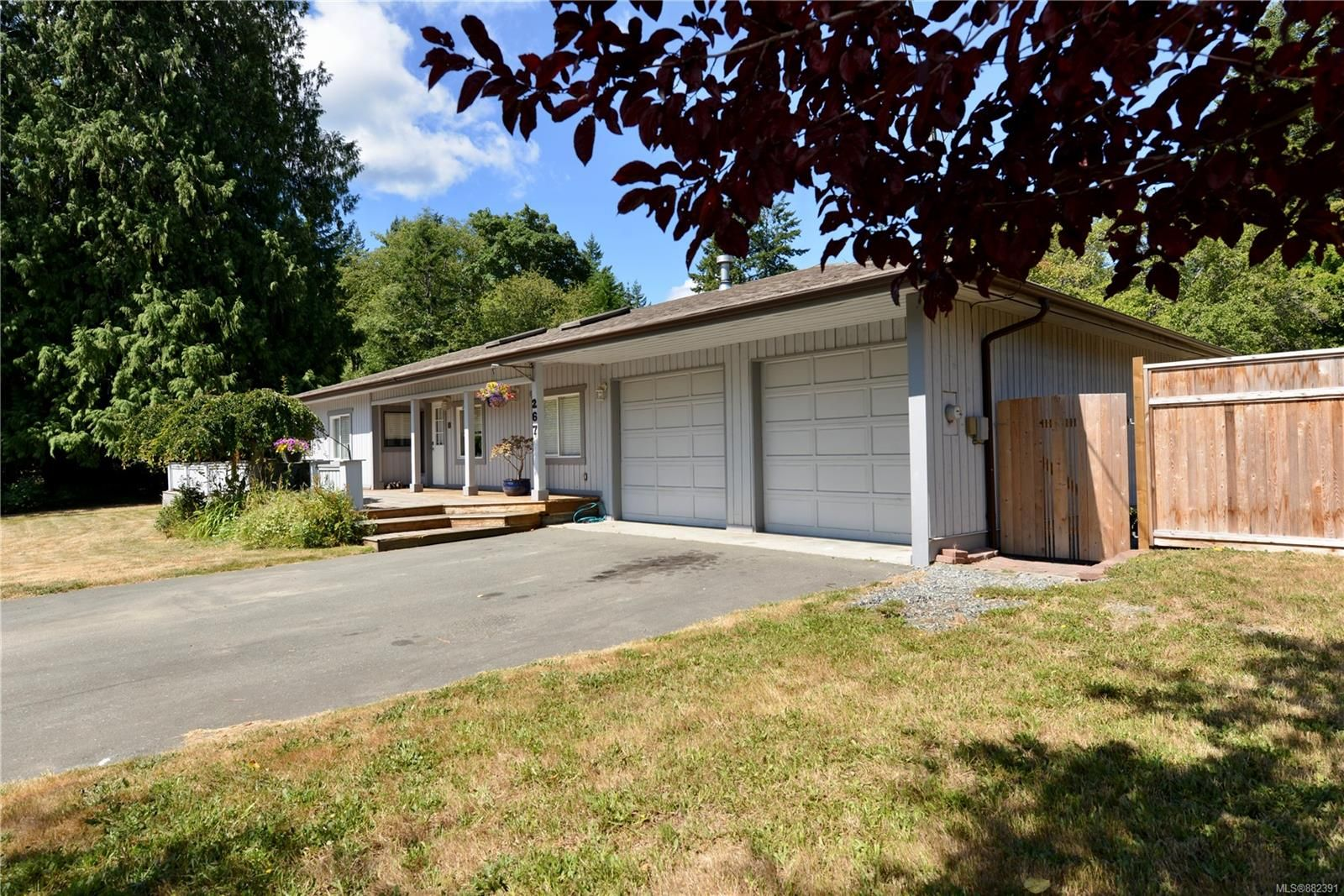 Main Photo: 267 Park Dr in : GI Salt Spring House for sale (Gulf Islands)  : MLS®# 882391