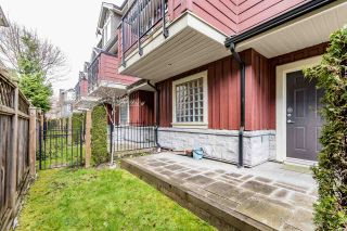 """Photo 19: 21 9628 FERNDALE Road in Richmond: McLennan North Townhouse for sale in """"SONATA PARK"""" : MLS®# R2155174"""