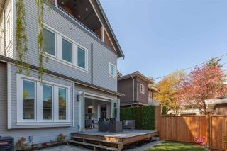 Photo 33: 1751 E 14TH Avenue in Vancouver: Grandview Woodland 1/2 Duplex for sale (Vancouver East)  : MLS®# R2577471