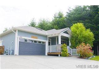Photo 1: 2441 Driftwood Dr in SOOKE: Sk Sunriver House for sale (Sooke)  : MLS®# 579871