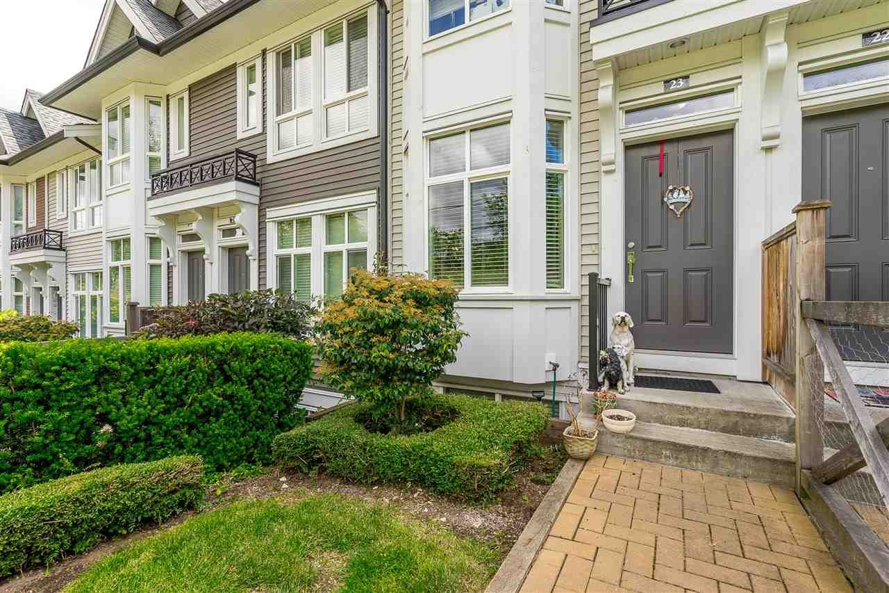 """Photo 3: Photos: 23 14433 60 Avenue in Surrey: Sullivan Station Townhouse for sale in """"BRIXTON"""" : MLS®# R2463220"""