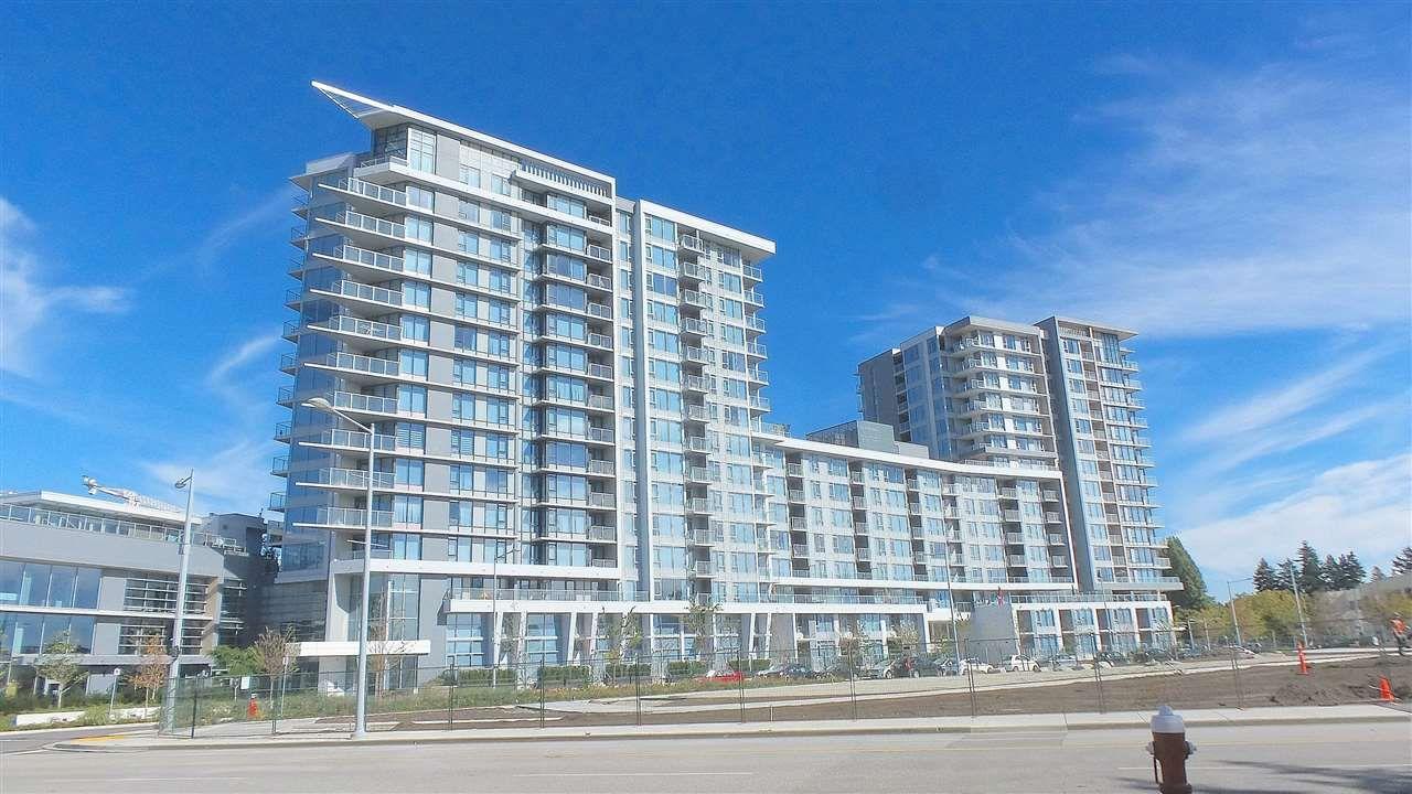 "Main Photo: 311 8333 SWEET Avenue in Richmond: West Cambie Condo for sale in ""Avanti"" : MLS®# R2465280"