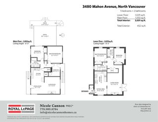 Photo 40: 3480 MAHON Avenue in North Vancouver: Upper Lonsdale House for sale : MLS®# R2485578