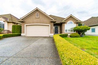 "Photo 1: 3903 COACHSTONE Way in Abbotsford: Abbotsford East House for sale in ""Creekstone on the Park"" : MLS®# R2549838"