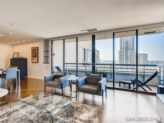 Photo 4: DOWNTOWN Condo for sale : 1 bedrooms : 700 Front St #1204 in San Diego
