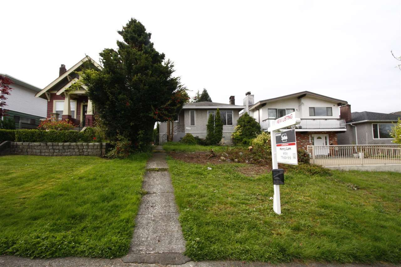 Main Photo: 3188 E 5TH Avenue in Vancouver: Renfrew VE House for sale (Vancouver East)  : MLS®# R2163950