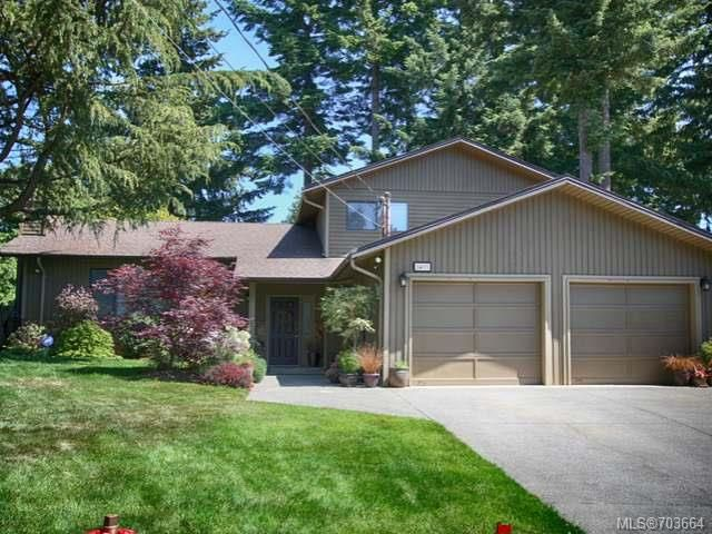Main Photo: 1405 Doe Pl in CAMPBELL RIVER: CR Willow Point House for sale (Campbell River)  : MLS®# 703664