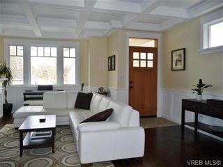 Photo 2: 617 Simcoe St in VICTORIA: Vi James Bay Half Duplex for sale (Victoria)  : MLS®# 663410