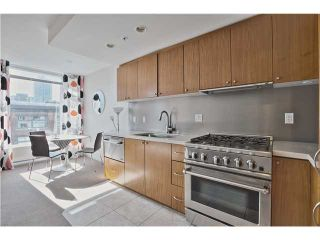 """Photo 5: 416 1133 HOMER Street in Vancouver: Yaletown Condo for sale in """"H&H"""" (Vancouver West)  : MLS®# V1057479"""