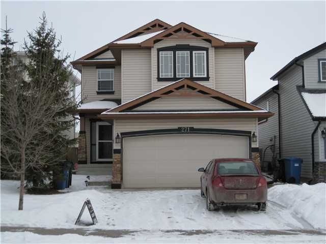 Main Photo: 271 PANAMOUNT Heights NW in CALGARY: Panorama Hills Residential Detached Single Family for sale (Calgary)  : MLS®# C3548418