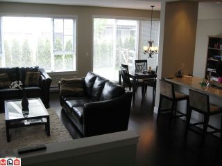 """Photo 3: # 22 2501 161A ST in Surrey: Morgan Creek Condo for sale in """"The Highlands"""" (South Surrey White Rock)  : MLS®# F1015582"""
