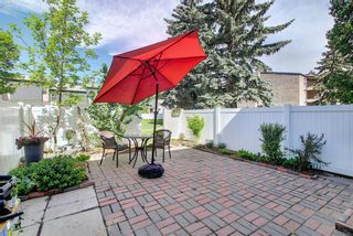 Photo 28: 16 Brae Glen Court SW in Calgary: Braeside Row/Townhouse for sale : MLS®# A1112345