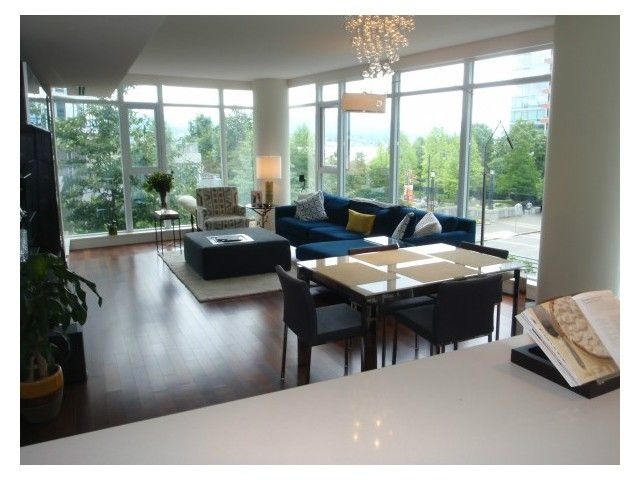 """Main Photo: # 403 1205 W HASTINGS ST in Vancouver: Coal Harbour Condo for sale in """"Cielo Coal Harbour"""" (Vancouver West)  : MLS®# V1014869"""