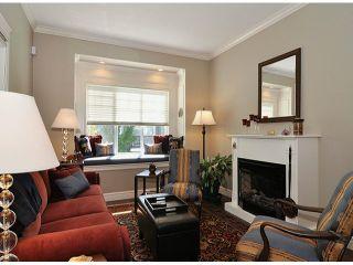 "Photo 6: 1 5988 OLD MCLELLAN Road in Surrey: Cloverdale BC Townhouse for sale in ""McLellan Mews"" (Cloverdale)  : MLS®# F1316563"