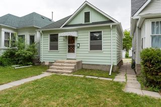 Photo 1: 81 Morley Avenue in Winnipeg: Riverview Residential for sale (1A)  : MLS®# 202012732