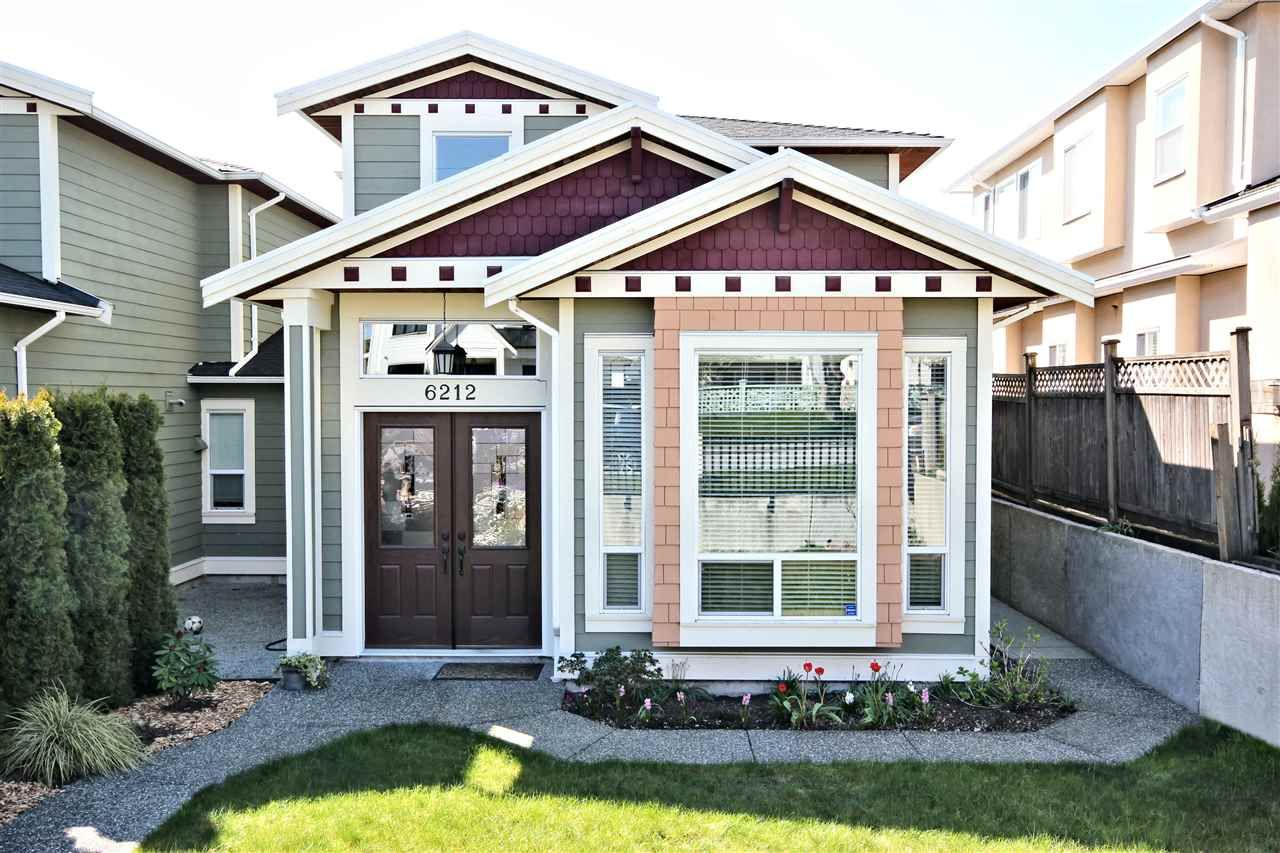 """Main Photo: 6212 NEVILLE Street in Burnaby: South Slope 1/2 Duplex for sale in """"South Slope"""" (Burnaby South)  : MLS®# R2570951"""
