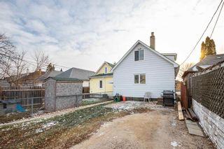 Photo 34: 359 Union Avenue in Winnipeg: Elmwood Residential for sale (3A)  : MLS®# 202028125
